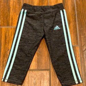 Adidas Leggings for Little Girls